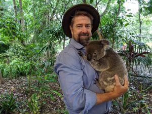 'Game-changing' drone system monitoring koala populations set to be available for Landcare groups across country